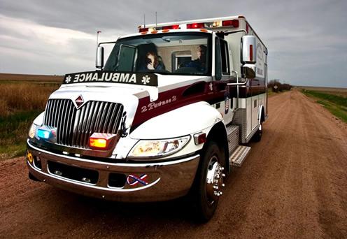 Burdett EMS